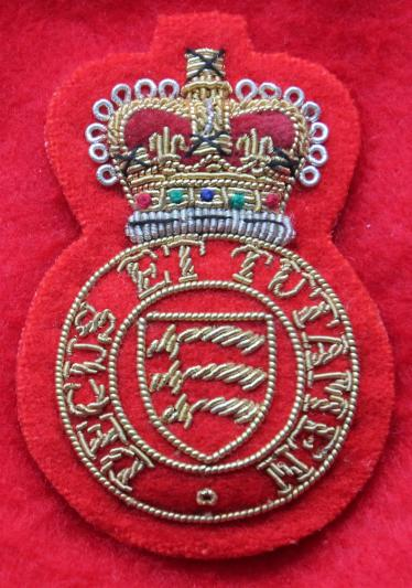 Essex Yeomanry NCO's Arm Badge