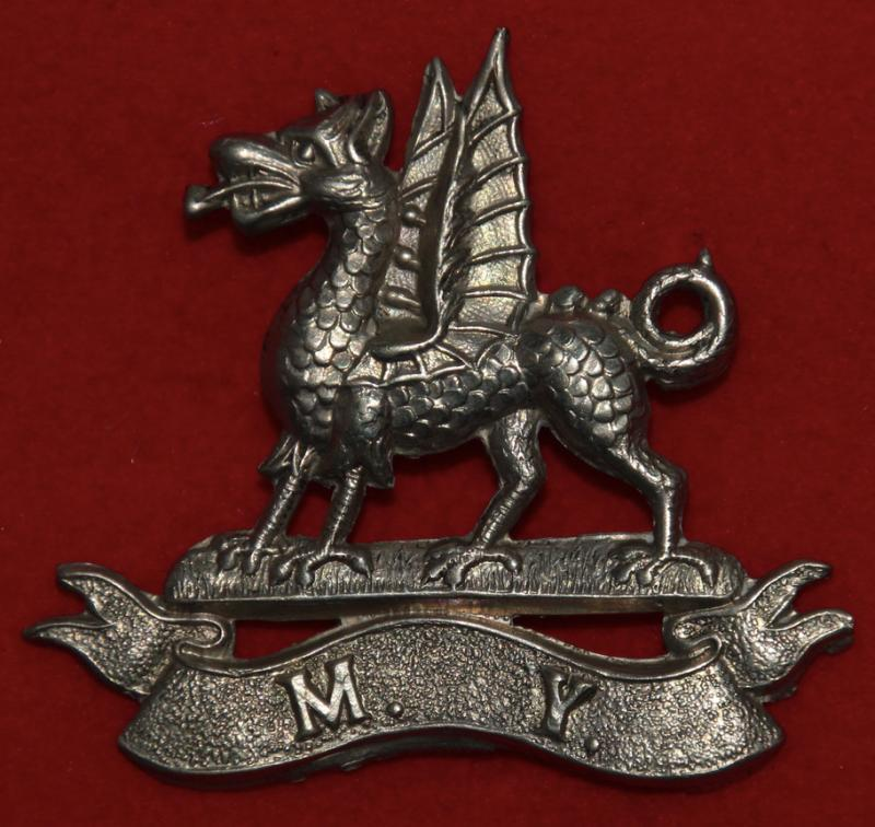 MY Cap Badge