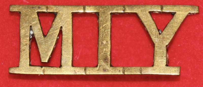 MIY Shoulder Title